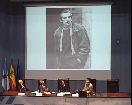Conferencia sobre Roberto Vidal Bolaño  - Actos en conmemoración do Día das Letras Galegas